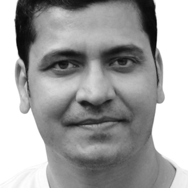 Portrait of Imran Sayed